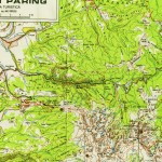 Harta Turistica Muntilor Parang (Carpatii Meridionali) 3
