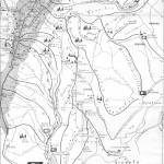 Harta turistica a Muntilor Piatra Craiului 1