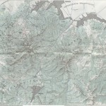Harta Turistica a Muntilor Piatra Mare si Postavaru