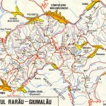 Harta turistica a zonei Rarau- Giumalau 4