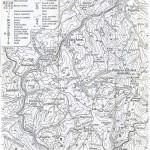 Harta turistica a Muntilor Rarau 2