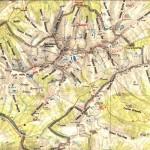 Harta turistica a muntilor Retezat 6