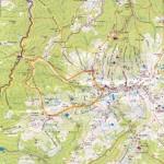 Harta turistica a muntilor Retezat 5