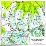 Harta turistica a muntilor Retezat 10