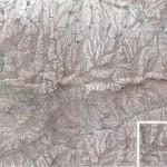 Harta turistica a muntilor Retezat 9