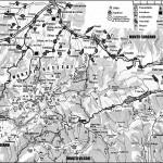 Harta turistica a muntilor Retezat 4
