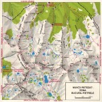 Harta turistica a muntilor Retezat 3