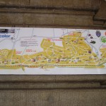 Harta turistica a Muntilor Bucegi 8