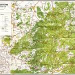 Harta turistica a muntilor Sureanu 4