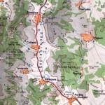 Harta Muntilor Trascau 4