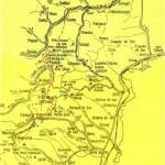 Harta Muntilor Trascau 1