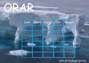 Orar scolar Ice-Berg