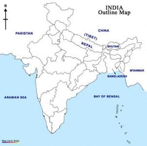 Harta oarba a Indiei