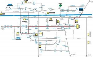 Reteaua de transport public Baia Mare