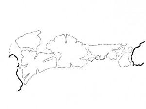 Harta oarba Carpatii Meridionali