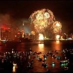 Anul Nou in Hong Kong