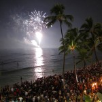 Revelion in Hawaii