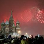 Revelion in Moscova