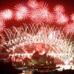 Revelion in Sidney