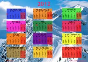 calendar 2012 Everest