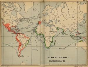 Descoperirile portugheze si spaniole