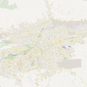 Harta-Cluj-Napoca