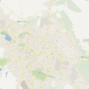 Harta-Craiova