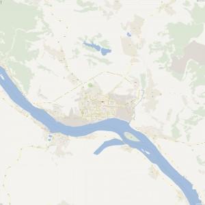 Harta-Drobeta-Turnu-Severin