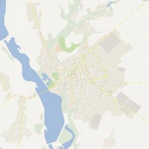 Harta-Slatina