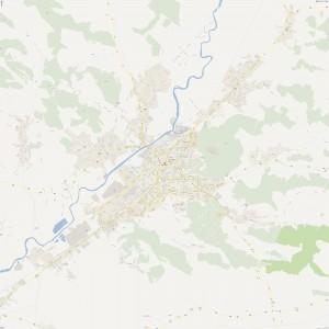 Harta-Targu-Mures