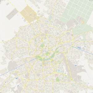 Harta-Timisoara