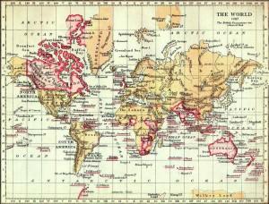 Imperiul Britanic in 1897