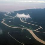 Imagine din delta fluviului Mekong (Vietnam)