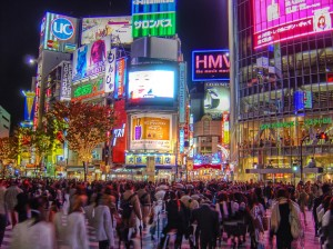 Aglomeratia Tokio