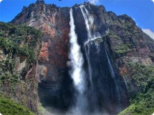 Cea mai inalta cascada din lume