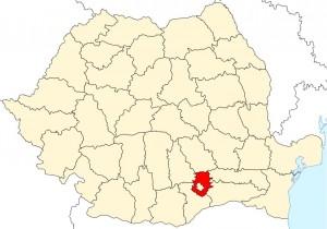 Cel mai mic judet din Romania
