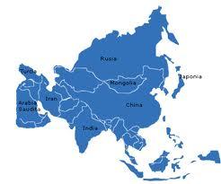 Harta Asiei