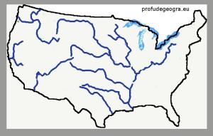 Harta muta SUA (fara Alaska)