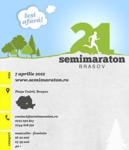 Semimaraton Cetatea Brasovului