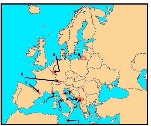State mici Europa