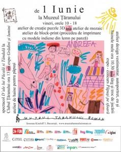 1 iunie 2012 Bucuresti Muzeul taranului