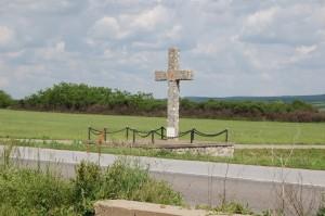 Crucea din piatra