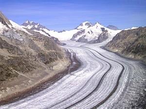 Muntii Alpi-Ghetarul Aletsch