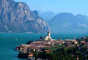 Muntii Alpi-Lacul Garda