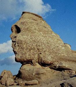 Muntii Bucegi-Sfinxul