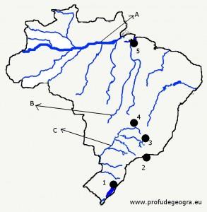 Harta muta Brazilia