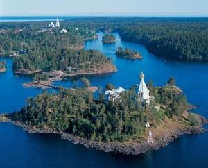 Cel mai lung rau din Europa - Volga