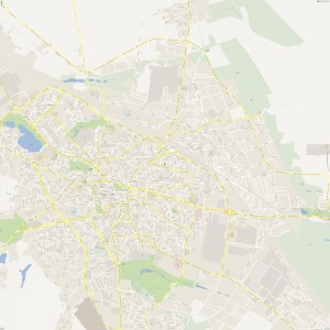 Harta Craiova