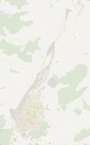 Harta Hunedoara