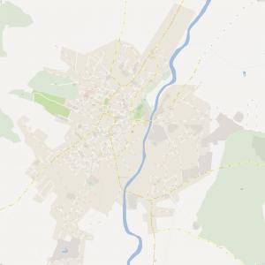 Harta Mioveni